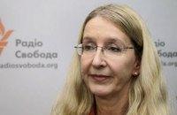 Супрун отказалась работать с избранным комиссией госсекретарем