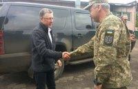 Волкер провел встречу с командующим ООС Наевым на Донбассе