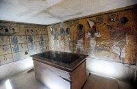Под гробницей Тутанхамона нашли комнату, которая может быть усыпальницей Нефертити