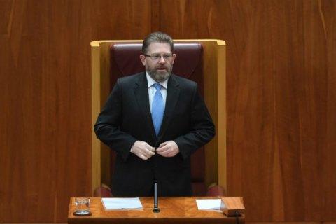 В Австралии избрали нового главу Сената