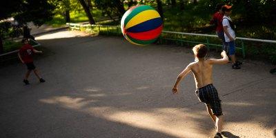 Голоси дітей. Психологічна допомога дітям поблизу лінії фронту