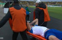 """Один зі """"стовпів"""" оборони """"Динамо"""" може провести пів року без гри через травму коліна"""