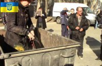 """Прокуратура открыла уголовное дело за """"мусорную люстрацию"""" в Кривом Роге"""