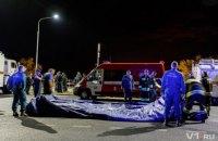В России в результате столкновения катамарана с баржей погибли 10 человек