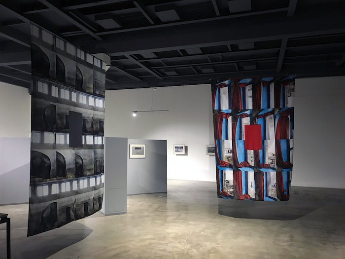 Проект Браткова на выставке в Центре Довженко