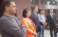 Спостереження свідка захисту Поліщука і Медведька робилися за тиждень до вбивства Бузини