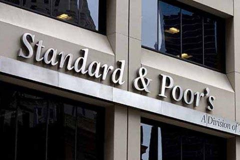 """Standard & Poor's подтвердило рейтинг Украины на уровне """"B-"""""""