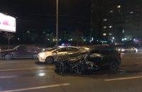У Києві зросла аварійність на дорогах