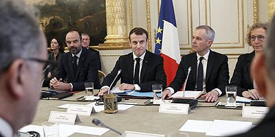 «Синдром подковы». Франция показала свою «левую» сущность