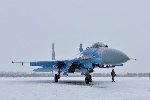 Украинская армия за год получила полсотни самолетов и вертолетов