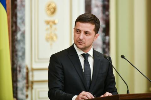Зеленский: выборы на Донбассе состоятся после вывода войск