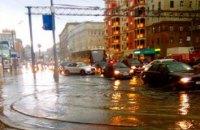 """Собянин объяснил затопления улиц Москвы """"тропическими ливнями"""""""