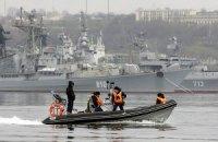 За добу в Криму розвантажили 5 кораблів російських військ