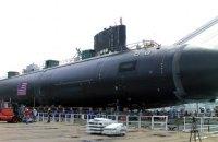 США ввели в эксплуатацию новую атомную подлодку