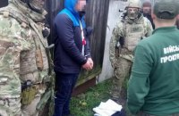 В Житомире задержали военных-контрактников по подозрению в продаже взрывчатки