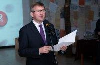 Посол Білорусі у Словаччині, який підтримав мирних протестувальників, подав у відставку