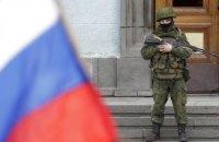 Минобороны опровергло сообщения, что  солдаты покидают воинские части в Крыму