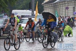 Завтра в Киеве днем обещают дождь