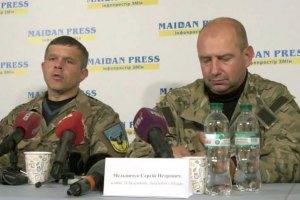 """Колишній комбат """"Айдару"""" врятував групу Єремєєва від розпуску"""