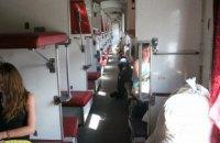 Омелян требует не пускать на маршруты поезда без кондиционеров
