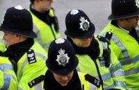 """В Лондоне полиция сорвала акцию протеста против """"Большой восьмерки"""""""