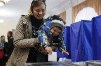 Почти 200 тыс. украинцев изменили место голосования перед выборами в Раду