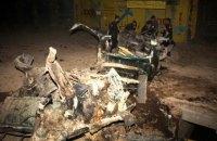 В Пакистане террорист-смертник на мотоцикле въехал в КПП полиции
