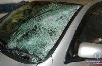 Полиция задержала пятерых подростков, бросавших камни по автомобилям на трассе Киев-Одесса