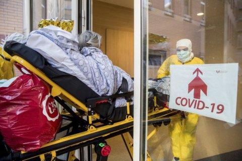 В Україні зафіксовано 12331 випадок коронавірусної хвороби COVID-19