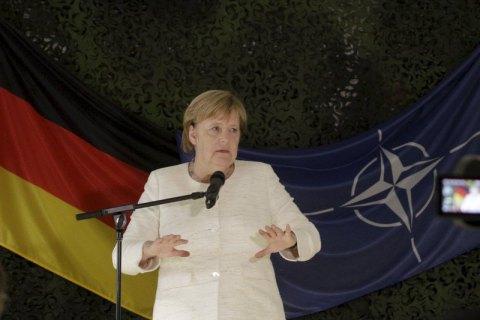 Меркель предложила создать Совбез ЕС на ротационной основе