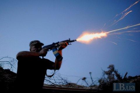 Зпочатку доби ворог 8 разів обстріляв позиції ЗСУ