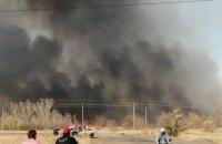 Станично-Луганська РДА заявила про черговий підпал (оновлено)