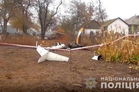 Поліція відкрила справу через падіння вертольота і загибель Кутового