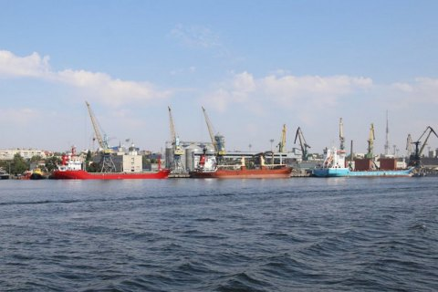 Четыре компании будут бороться за победу в концессионном конкурсе в порту Херсон - Криклий
