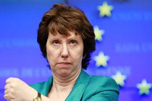ЕС следит за делами Тимошенко - Кэтрин Эштон (документ)