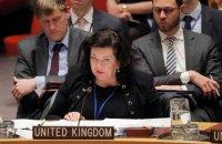 Британія в ООН заявила про утиски прав жителів Криму з українськими паспортами