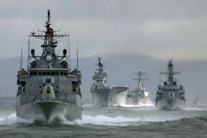 У России достаточно сил, чтобы ударить по Украине с моря, - контр-адмирал