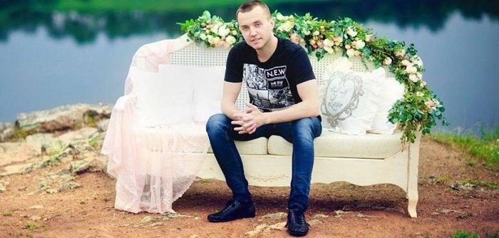 Фотограф Сергій Штепа, котрий переміг на окрузі №77