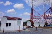 На Луганщині добудували телевежу, що транслюватиме на окуповані території