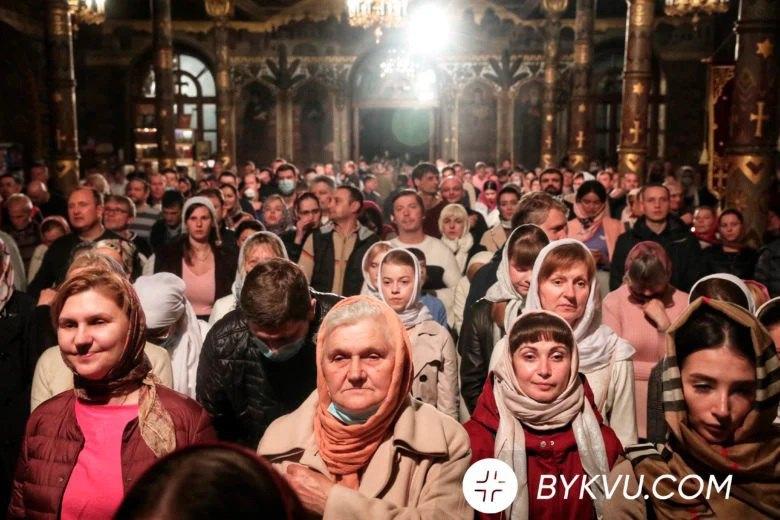 Богослужіння, Києво-Печерська Лавра