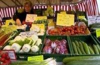 Самую низкую цену на продукты питания зафиксировали на оптовых рынках