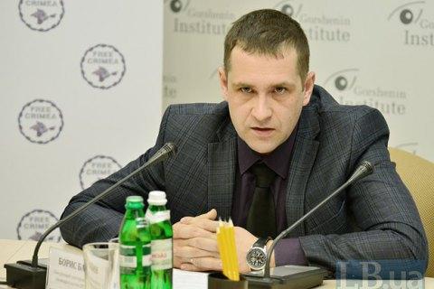 Постпред Порошенка в Криму запропонував припинити транспортне сполучення з Росією