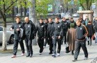 """Футболісти """"Шахтаря"""" без охорони прогулялися Києвом"""