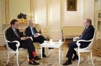 Путін вимагає не відключати українську енергосистему від російської