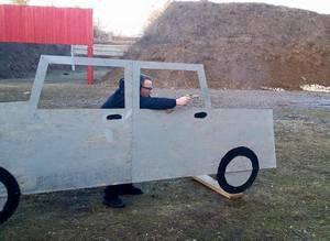 Патрульних навчатимуть стріляти по колесах