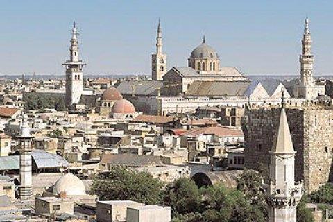 У Дамаску обстріляли міжнародну виставку, є жертви
