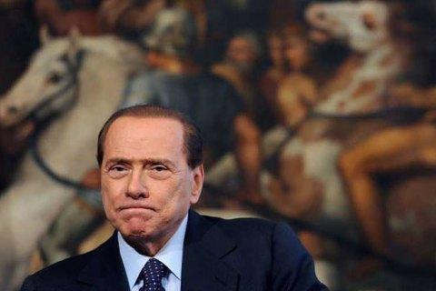 В Італії відновили розслідування проти Берлусконі