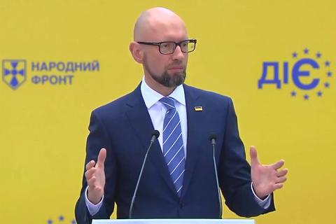 Яценюк узрел в обещаниях некоторых кандидатов необольшевизм
