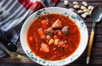 Український борщ потрапив у трійку найкращих супів світу