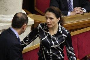Левочкина избрана членом мониторингового комитета ПАСЕ